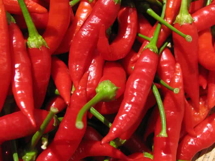 Sonhar com pimenta