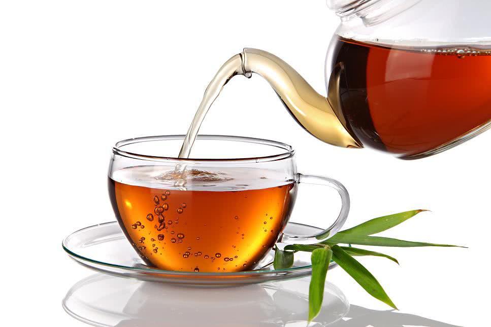 Sonhar com chá