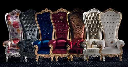 Sonhar com trono
