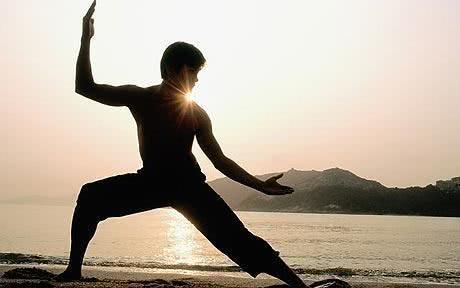 Sonhar com Kung Fu