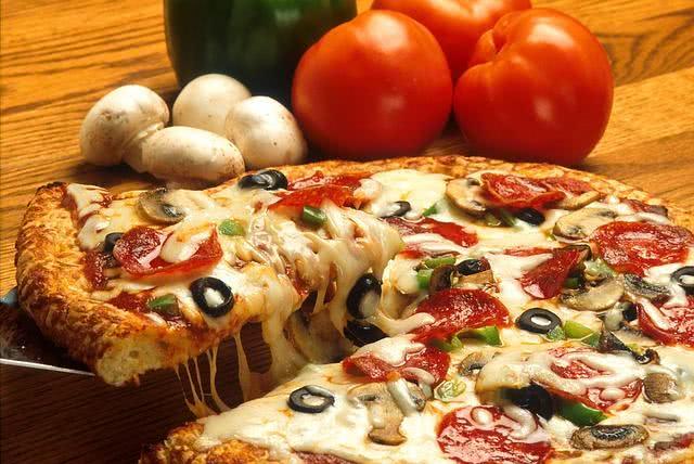 Sonhar com pizza