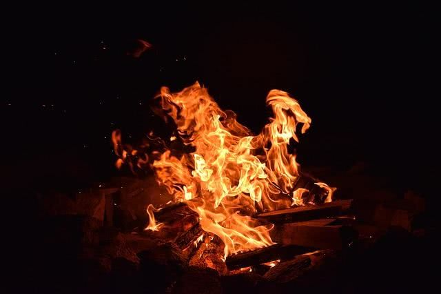 Imagem de fogueira